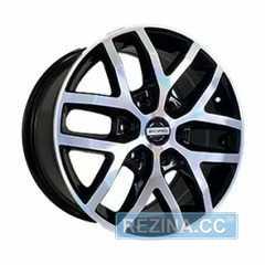 Купить Легковой диск REPLICA FORGED FD6094 BKF R17 W7.5 PCD6X135 ET44 DIA87.1