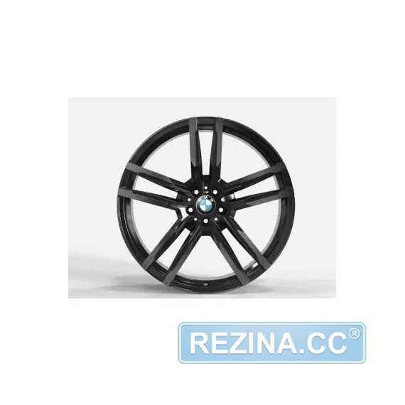 Купить Легковой диск REPLICA FORGED B1338 GLOSS-BLACK-WITH-DARK-MACHINED-FACE_FORGED R20 W11 PCD5X120 ET37 DIA74.1