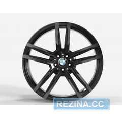 Купить Легковой диск REPLICA FORGED B1338 SATIN_BLACK_FORGED R21 W10.5 PCD5X112 ET43 DIA66.5