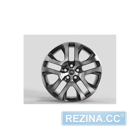 Купить Легковой диск REPLICA FORGED LR2241 GLOSS_BLACK_MACHINED_FACE_FORGED R20 W8.5 PCD5X120 ET41.5 DIA72.6