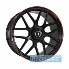Купить Легковой диск REPLICA FORGED MR095J SATIN_BLACK_RED_LIP_FORGED R20 W9.5 PCD5X130 ET35 DIA84.1