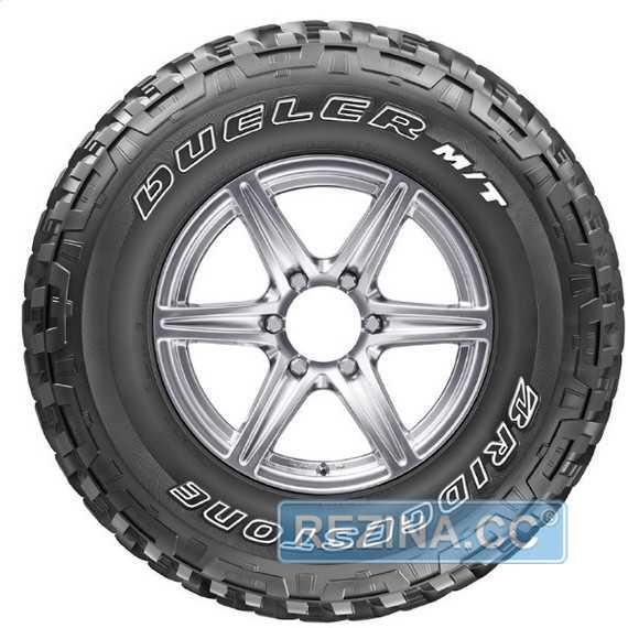 Купить Летняя шина BRIDGESTONE Dueler M/T 674 215/75R15C 100/97Q