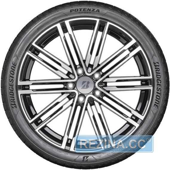Купить Летняя шина BRIDGESTONE Potenza Sport 255/50R19 107Y