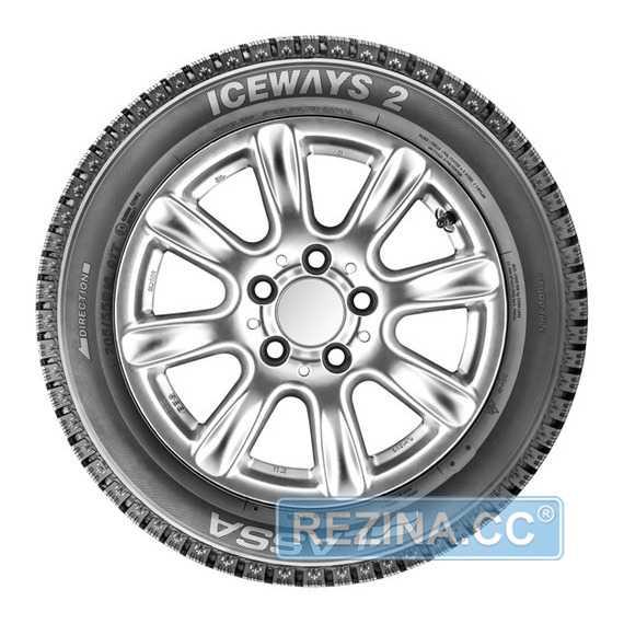Купить Зимняя шина LASSA ICEWAYS 2 205/55R16 91R