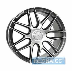 Купить Легковой диск Replica LegeArtis MR762 GMF R18 W8.5 PCD5X112 ET35 DIA66.6