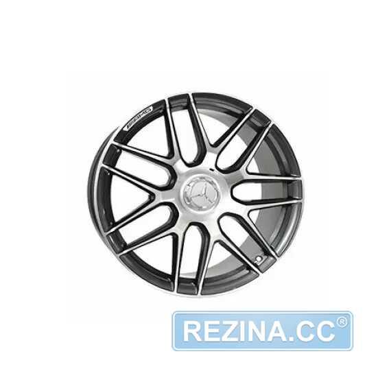 Легковой диск Replica LegeArtis MR762 - rezina.cc