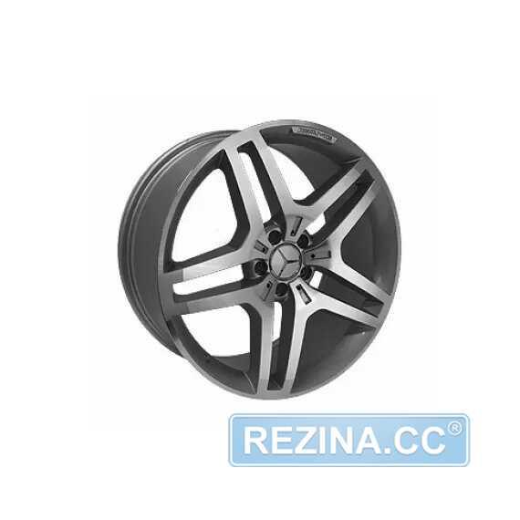 Купить Легковой диск REPLICA FORGED MR995 SF R20 W9 PCD5X112 ET46 DIA66.6