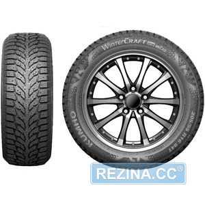 Купить Зимняя шина KUMHO WinterCraft Ice Wi32 (Шип) 215/55R17 98T