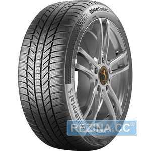 Купить Зимняя шина CONTINENTAL WinterContact TS 870 P 205/55R17 91H