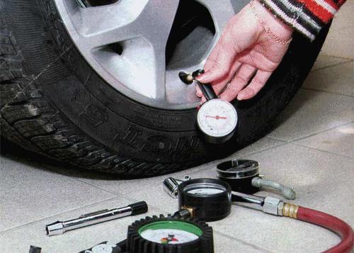Нормальное давление в шинах – rezina.cc