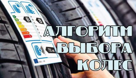 Алгоритм выбора колес: пошаговая инструкция – rezina.cc