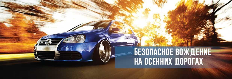 Безопасное вождение на осенних дорогах – rezina.cc