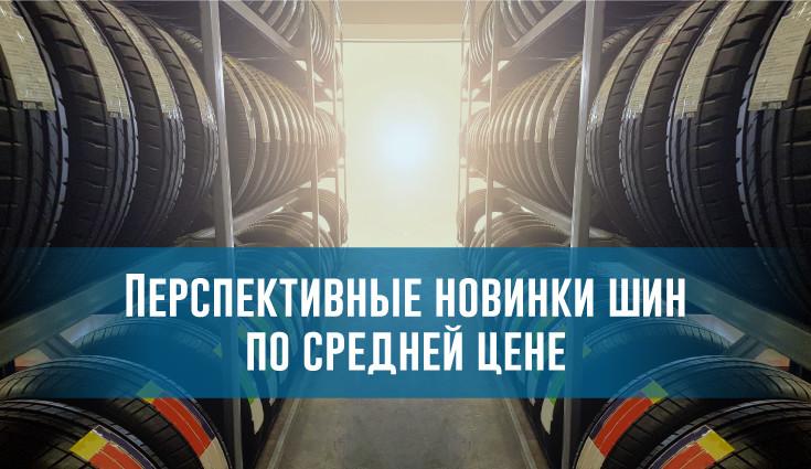 Перспективные новинки шин по средней цене - rezina.cc