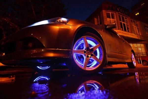 Тюнинг колес: коротко о главном – rezina.cc