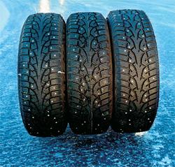 Шипованные зимние шины: как подобрать и использовать? – rezina.cc