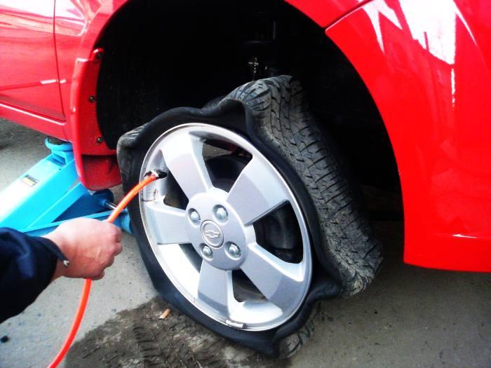 Накачивание шин зимой – rezina.cc